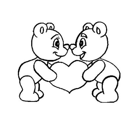 imagenes para colorear ositos image gallery osos en dibujo