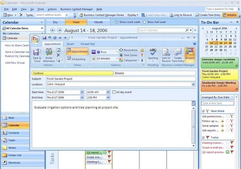 Accountant Outlook by Microsoft Office Accounting Professional Plus 2008 Version