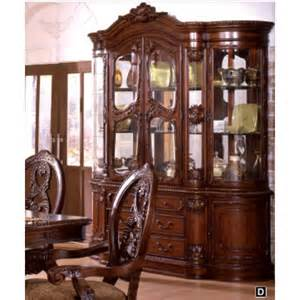 Kitchen Buffet And Hutch Furniture Shop Furniture Of America Tuscany Antique Cherry
