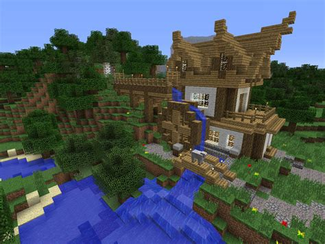 Tiny Houses Show medieval farm village screenshots show your creation