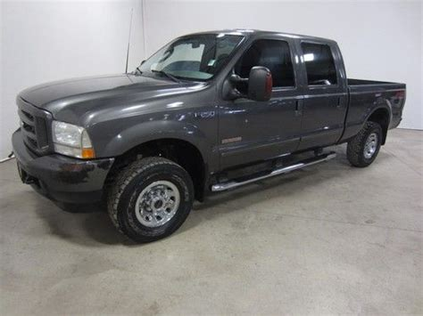 f250 short bed sell used 2003 ford f250 crew cab xlt short bed 4x4 6 0l