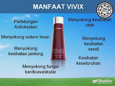 Suplemen Vivix Vivix Shaklee Suplemen Terbaik Merawat Penyakit Parkinson