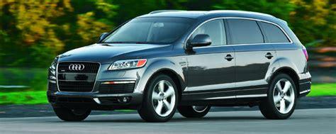 audi q7 diesel review 2009 audi q7 tdi review car reviews