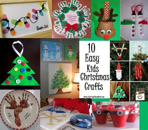 1000 ideas about kids christmas crafts on pinterest