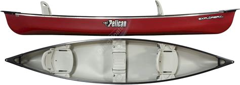 canoes on sale pelican explorer canoe for sale