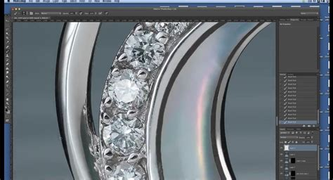 haggetts aluminum post highlights haggetts aluminum creative jewelry photography course quot the diamond drop quot