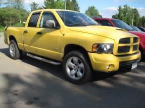 dodge crew cab bumble bee edition autos post