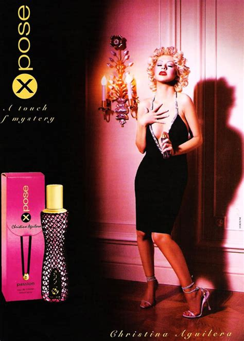 Aguilera To Launch A Fragrance by Xpose By Aguilera Perfume History Facts