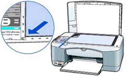 Tinta Printer Hp Psc 1315 impresora todo en uno hp psc 1315 soluci 243 n de problemas