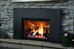 Firebox For Outdoor Fireplace - ambiance inspiration gas fireplace insert country stove patio and spa
