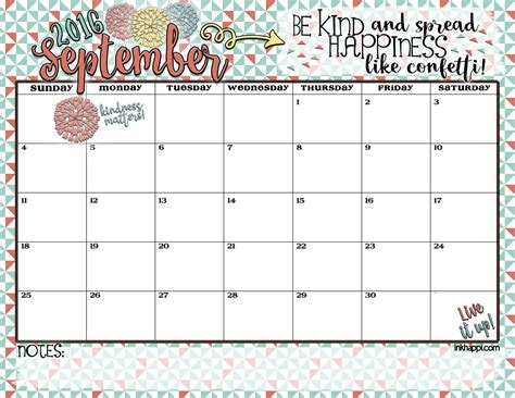 J Sarge Calendar 28 September Hello September Knowartesia September