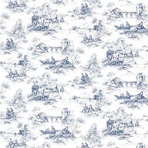 wallpaper toile blue blue and white toile wallpaper new london wallpaper