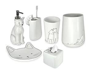 Cat Bathroom Set Purrfect Bathroom Accessories For Cat Meowaf
