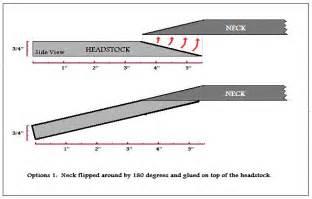 cigar box guitar headstock template 3 string headstock design 1 part 2 cigar box nation