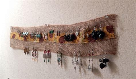 porte bijoux mural 1001 id 233 es simple et pratique le porte boucle d