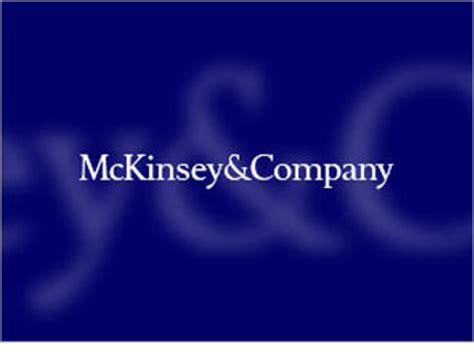Mckinsey Mba Intern Salary by Summer Internship En Mckinsey Company En Madrid Rid