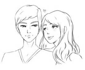 real life couple sketch by mzzazn on deviantart
