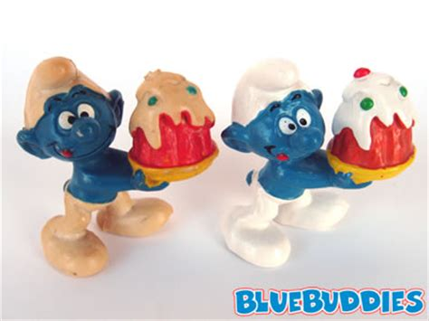 figure yellowing caring for your smurf figures cleaning smurfs