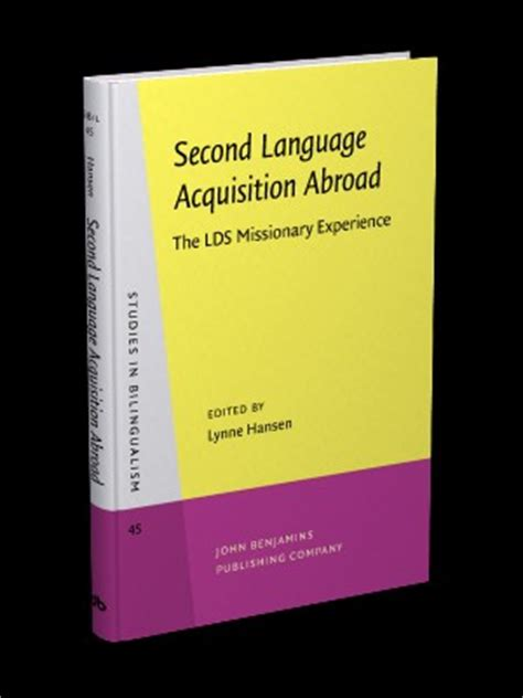 Second Language Acquisition Abroad quotes about speaking second language quotesgram