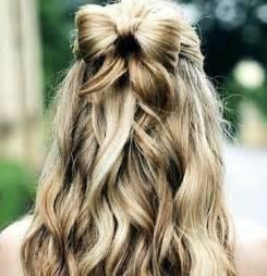 bow hairstyle hair styles hair bows hair