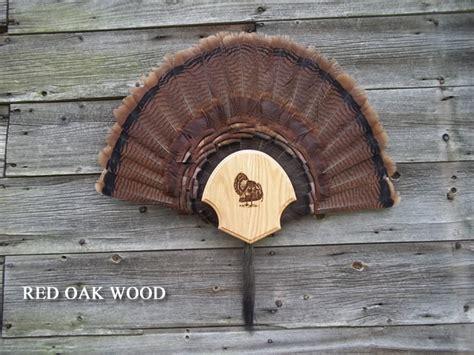turkey fan and beard mounting kit single fan and beard display turkey fan turkey fan