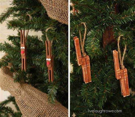 Clothespin Decorations by Top 35 Creative Decorating Diys Can Make With Clothespins