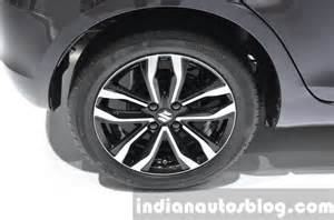 Suzuki Alloys Suzuki X Tra Alloy Wheel At Iaa 2015 Indian Autos