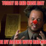 ancient aliens template ancient aliens clowns blank template imgflip