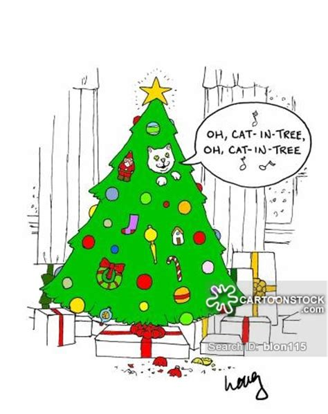 o christmas tree cartoons and comics funny pictures from