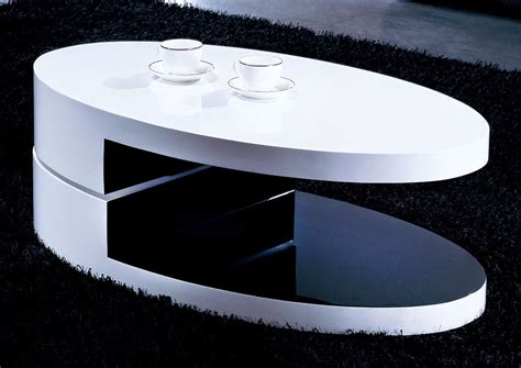Modern Glass Coffee Table Designs 25 Oval Coffee Table Designs Made Of Glass And Wood