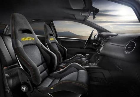 punto abarth interni nuova abarth punto supersport edizione limitata in 199