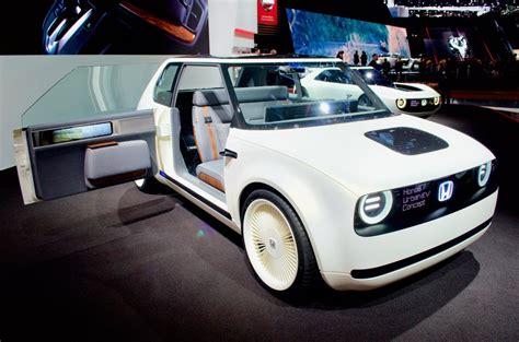 2019 honda electric car retro honda ev electric car to go on sale in 2019