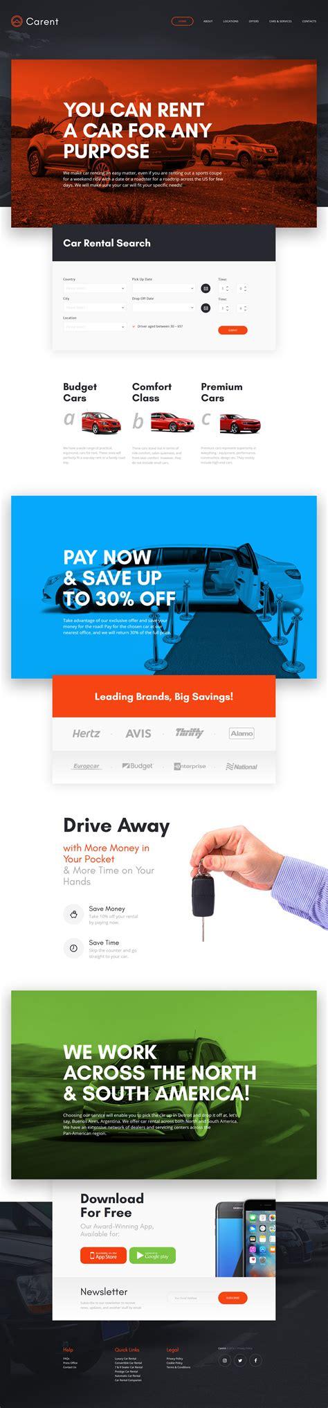 shopify rental themes car rental templates archives zemez html