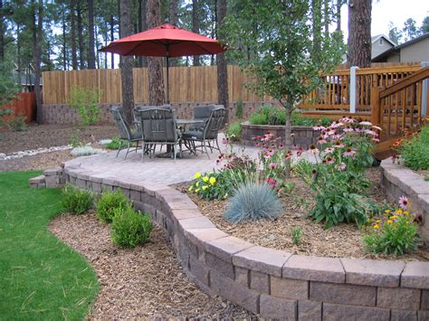 Backyard Easy Landscaping Ideas Backyard Landscape Ideas Ketoneultras