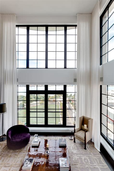 Sheer curtains for double height windows sheers linen ph luxury yelp