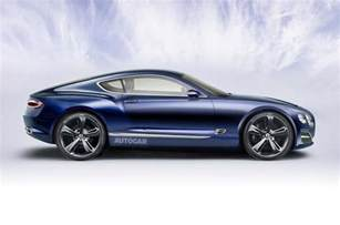 Bentley Brand 2018 Bentley Continental Gt To Be Brand S Most High Tech