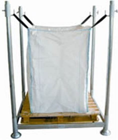 big pack gestell big bag systems universalracks f 252 r big bags