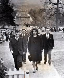Was assigned to guard jacqueline kennedy during her time as first lady