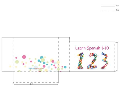 printable number flash cards in spanish spanish numbers flashcards cover english