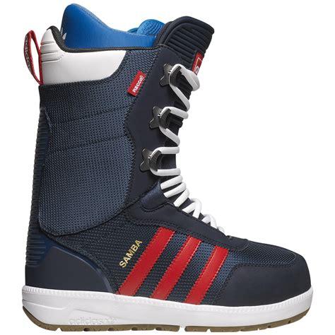 adidas the samba snowboard boot 2015 snowboard magazine