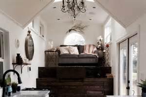 tiny home luxury vintage glam tiny heirloom luxury custom built tiny homes