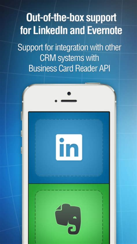 Business Card Reader App