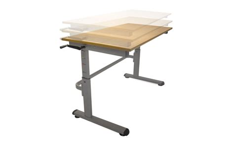 adjustable height table height adjustable tables walsh sons