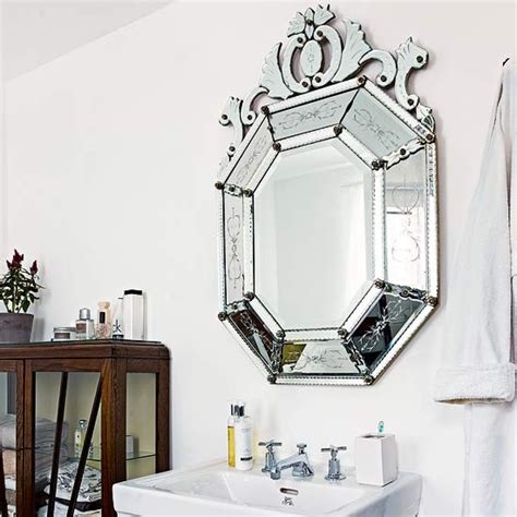 vintage bathroom mirror vintage white bathroom bathroom designs housetohome co uk