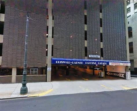 2 Detroit Parking Garage by Griswold Larned Parking Garage Parking 525 Griswold St