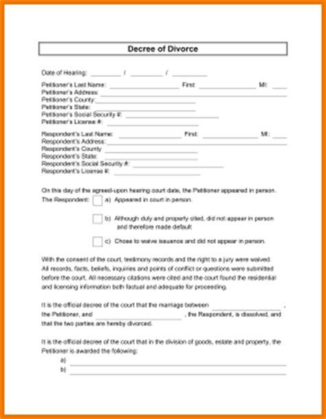 Divorce Letter Form In Bangladesh 7 Print Divorce Papers Divorce Document