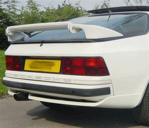 porsche 944 spoiler rear spoiler aerofoil adjustable turbo s porsche 944 968