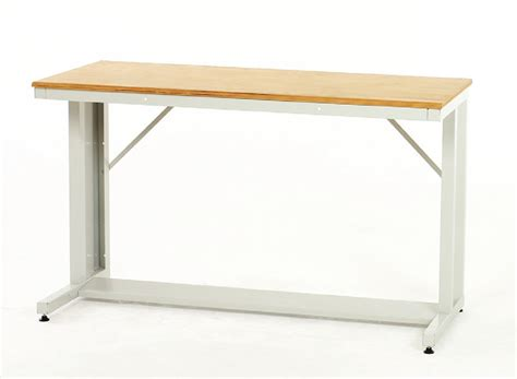 cantilever bench 930mm high cantilever bench with mpx worktop csi products