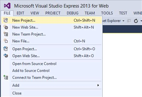 code editing asp net web forms in visual studio 2013