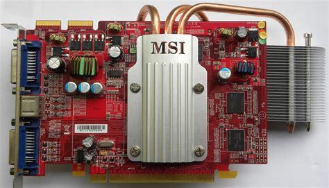Vga Card Ati Radeon Hd 2600 Xt Vga Legacy Mkiii Ati Radeon Hd 2600 Xt